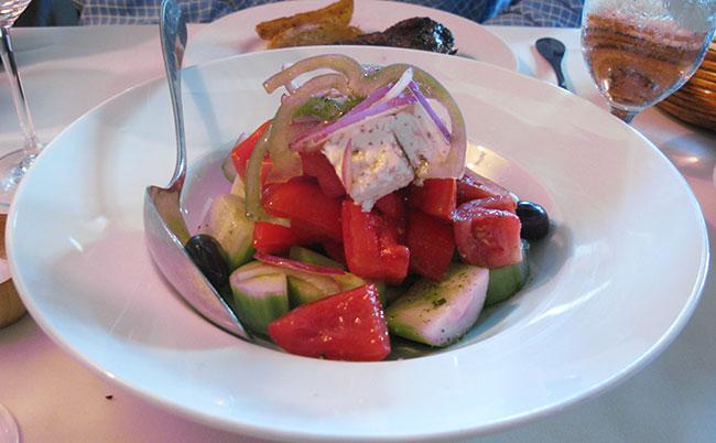 kokkario-salad