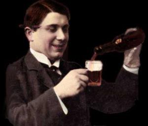 beer-drinker