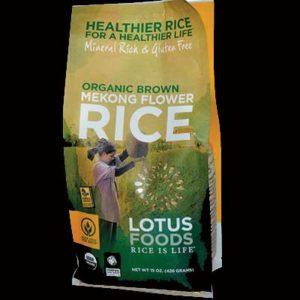 lotus-rice
